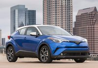 2018 Toyota C-HR: Fuel-Efficiency and Safety Come First
