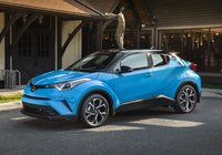 Le Toyota C-HR 2019 amélioré