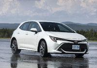 La Toyota Corolla Hatchback 2019 est parfaite pour la vie active