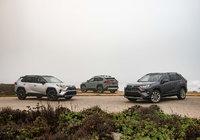 Toyota RAV4 2019 : le VUS le plus vendu au pays s'améliore encore