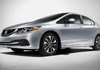 Honda Civic 2013 – Elle n'a jamais été aussi populaire