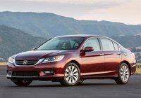 Honda Accord 2013 – Technologique, sophistiquée, et surtout amusante à conduire