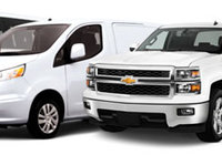 Fleet & Commercial Truck Sales in Winnipeg