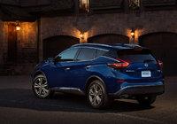 2019 Nissan Murano gets plenty of improvements