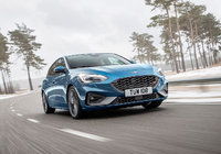 The new Ford Focus ST is here