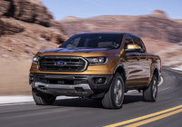 Here's what they are saying about the new 2019 Ford Ranger