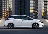 Government of Canada's IVZE program benefits Nissan LEAF