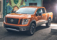 The Nissan Titan and five other models stand out according to J.D. Power