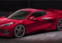 The new 2020 Corvette C8 Stingray!