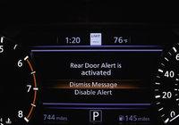 Tech Highlight: Rear Door Alert