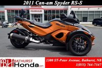 2011 Can-Am Spyder RSS