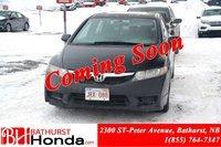 2009 Honda Civic Sedan Sport