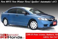 2010 Honda Civic Sedan DX-A