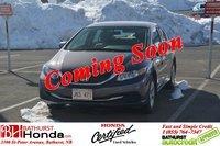 2015 Honda Civic Sedan LX - Low KM's!