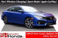 Honda Civic Sedan SI 2017
