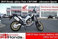 2019 Honda CRF1000 Africa Twin
