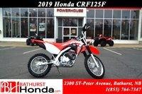 Honda CRF125F  2019