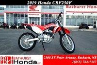 Honda CRF250 F 2019