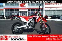 Honda CRF450 L 2019