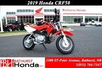 Honda CRF50  2019