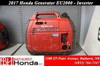 2017 Honda EU2000I Inverter