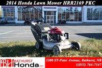 2014 Honda HRS216PKC