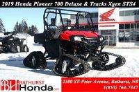 Honda Pioneer700 Deluxe 2019