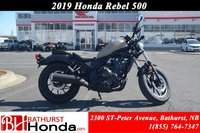 Honda Rebel 500 - ABS 2019