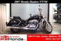 Honda Shadow VT750 2007