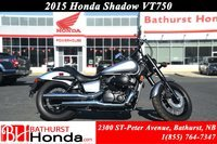 2015 Honda Shadow VT750