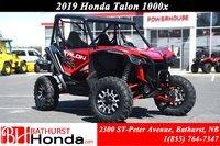 2019 Honda Talon 1000x