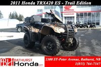 2011 Honda TRX420 ES