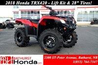 2018 Honda TRX420 DCT - IRS - EPS