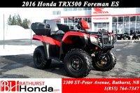 2016 Honda TRX500 Foreman - ES