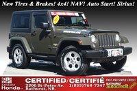 2015 Jeep Wrangler Sahara - 4WD