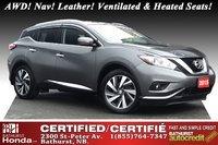 2015 Nissan Murano Platinum - AWD