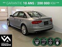 Audi A4 KOMFORT PLUS QUATTRO ** GARANTIE 10 ANS ** 2015