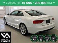 Audi A5 S Line QUATTRO **GARANTIE 10 ANS** 2015