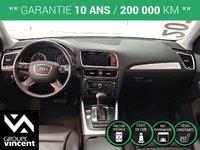 Audi Q5 2.0T Komfort QUATTRO **GARANTIE 10 ANS** 2017