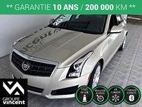 Cadillac ATS 2.5L **GARANTIE 10 ANS** 2014