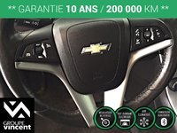 Chevrolet Cruze LT Turbo+ **GARANTIE 10 ANS** 2012