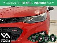 Chevrolet Cruze LT RS **GARANTIE 10 ANS** 2018