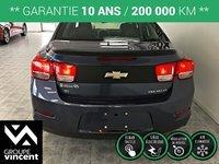 Chevrolet Malibu LT**GARANTIE DE 10 ANS** 2014
