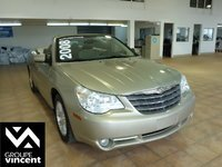 Chrysler Sebring TOURING CONVERTIBLE 2008