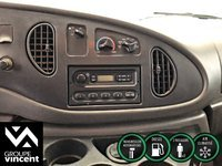 Ford Econoline cutaway E450 SUPER DUTY DIESEL ** CUBE 16 PIEDS ** 2006