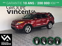 Ford Explorer LIMITED AWD 7 PASSAGERS** GARANTIE 10 ANS** 2013