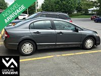 Honda Civic DX-G **GARANTIE DE 10 ANS** 2009