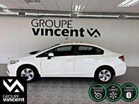 Honda Civic Sedan LX**GARANTIE 10 ANS** 2014