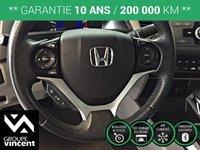 Honda Civic EX **GARANTIE 10 ANS** 2012
