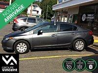 Honda Civic LX **GARANTIE 10 ANS** 2012